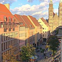 Отель HUXX City Германия, Нюрнберг - отзывы, цены и фото номеров - забронировать отель HUXX City онлайн фото 2