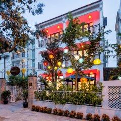 Отель Hoi An Golden Holiday Villa
