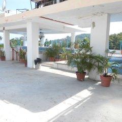 Hotel Corona Zihua Сиуатанехо парковка