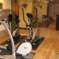 Отель Swiss Wellness Spa Resort фитнесс-зал