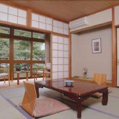 Отель Nikko Tokanso Никко комната для гостей