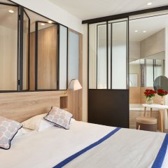 Hotel de Sevigne комната для гостей фото 4