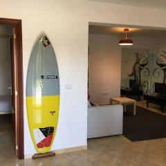 Отель Koa House - Koa Escuela de Surf фитнесс-зал