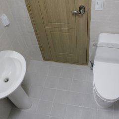 Отель Jiwoljang Guest House Сеул ванная