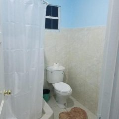 Отель Serenity Inn Гайана, Джорджтаун - отзывы, цены и фото номеров - забронировать отель Serenity Inn онлайн ванная фото 2