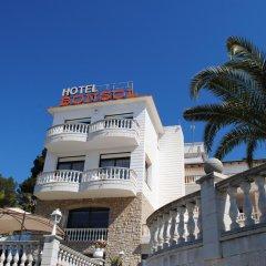 Отель Bonsol Испания, Льорет-де-Мар - отзывы, цены и фото номеров - забронировать отель Bonsol онлайн вид на фасад