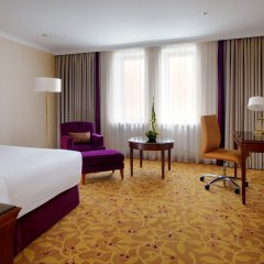 Гостиница Марриотт Москва Ройал Аврора комната для гостей фото 5