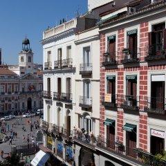 Hotel Mirador Puerta del Sol балкон фото 2