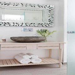 Отель Belvedere Suites Греция, Остров Санторини - отзывы, цены и фото номеров - забронировать отель Belvedere Suites онлайн ванная фото 2