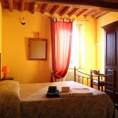 Отель La Coccinella B&B Массароза комната для гостей фото 2