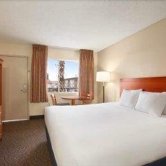Отель Days Inn Las Vegas at Wild Wild West Gambling Hall комната для гостей