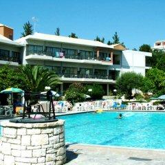 Telemachos Hotel бассейн