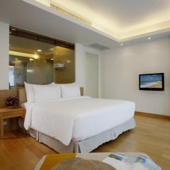 Отель Splash Beach Resort by Langham Hospitality Group комната для гостей фото 3