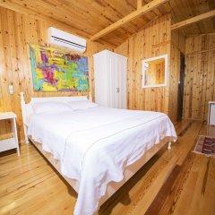 Bal Badem Bungalov Турция, Датча - отзывы, цены и фото номеров - забронировать отель Bal Badem Bungalov онлайн комната для гостей фото 4