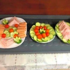 Plaza London Hotel питание