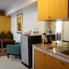 Отель Ratchadamnoen Residence Бангкок в номере
