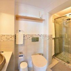 Отель Center Penthouse Родос ванная