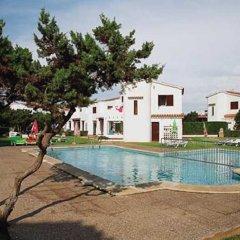 Отель Villas Yucas Испания, Кала-эн-Форкат - отзывы, цены и фото номеров - забронировать отель Villas Yucas онлайн бассейн фото 2
