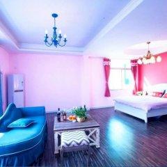 Отель The Inn of Sky-blue Bay Китай, Сямынь - отзывы, цены и фото номеров - забронировать отель The Inn of Sky-blue Bay онлайн комната для гостей фото 3
