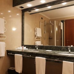 Отель Motel Luna Италия, Сеграте - отзывы, цены и фото номеров - забронировать отель Motel Luna онлайн ванная