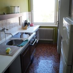 Апартаменты Herbststrasse Apartment Вена в номере