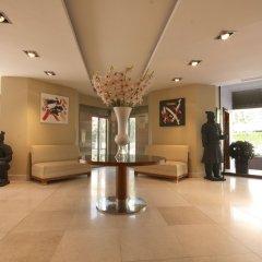 Отель Goldstar Resort & Suites Франция, Ницца - 1 отзыв об отеле, цены и фото номеров - забронировать отель Goldstar Resort & Suites онлайн интерьер отеля