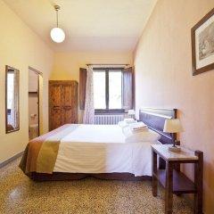 Отель Fattoria Voltrona Италия, Сан-Джиминьяно - отзывы, цены и фото номеров - забронировать отель Fattoria Voltrona онлайн комната для гостей фото 4