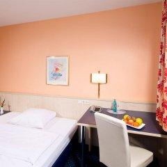 Отель ACHAT Comfort Messe-Leipzig комната для гостей фото 2