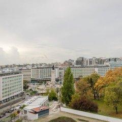 Отель Lisboa Central Park Португалия, Лиссабон - 2 отзыва об отеле, цены и фото номеров - забронировать отель Lisboa Central Park онлайн балкон