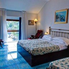 Ravello Art Hotel Marmorata Равелло комната для гостей