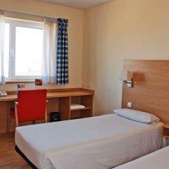 Hotel Travelodge Barcelona Fira комната для гостей фото 3