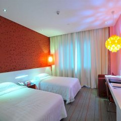 Отель Otique Aqua Шэньчжэнь комната для гостей фото 3