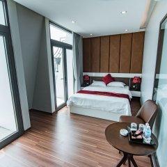 Ha Long Trendy Hotel балкон
