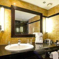 Отель Ambiance Rivoli Германия, Мюнхен - 4 отзыва об отеле, цены и фото номеров - забронировать отель Ambiance Rivoli онлайн ванная фото 2