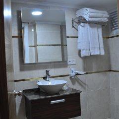 Отель Madi Otel Izmir ванная