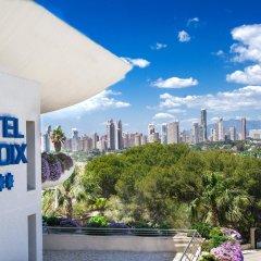 Отель Deloix Aqua Center Испания, Бенидорм - отзывы, цены и фото номеров - забронировать отель Deloix Aqua Center онлайн балкон