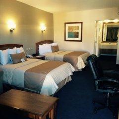 Отель Best Western Cumbres Inn Cd. Cuauhtémoc комната для гостей