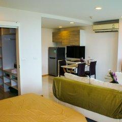Отель Acqua Паттайя комната для гостей фото 4