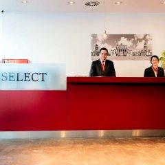 Select Hotel Berlin Gendarmenmarkt Берлин интерьер отеля фото 2
