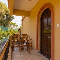Отель Resort Terra Paraiso Индия, Гоа - отзывы, цены и фото номеров - забронировать отель Resort Terra Paraiso онлайн балкон