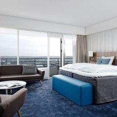 Отель Comwell Hvide Hus Aalborg Дания, Алборг - отзывы, цены и фото номеров - забронировать отель Comwell Hvide Hus Aalborg онлайн комната для гостей фото 4