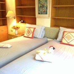 Отель Bann Somprasong Condominium Pattaya комната для гостей фото 3