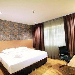 Отель Pudu Plaza Kuala Lumpur Малайзия, Куала-Лумпур - отзывы, цены и фото номеров - забронировать отель Pudu Plaza Kuala Lumpur онлайн комната для гостей фото 2