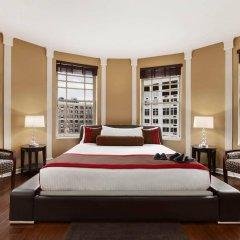 Отель Belleclaire США, Нью-Йорк - 8 отзывов об отеле, цены и фото номеров - забронировать отель Belleclaire онлайн комната для гостей