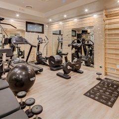 Отель Roma фитнесс-зал