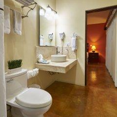 Отель San Angel Suites Педрегал ванная фото 2