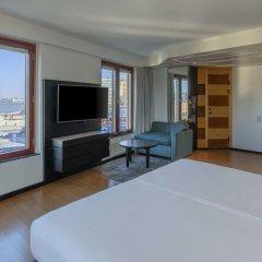 Отель Hilton Stockholm Slussen удобства в номере