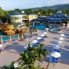 Отель Jewel Paradise Cove Adult Beach Resort & Spa Ямайка, Сент-Аннc-Бей - отзывы, цены и фото номеров - забронировать отель Jewel Paradise Cove Adult Beach Resort & Spa онлайн бассейн фото 3