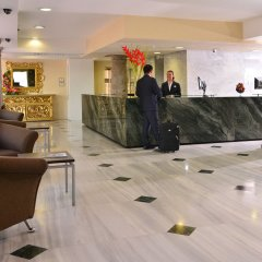 Hotel Posada Guadalajara интерьер отеля