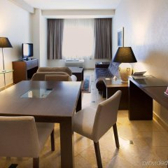 Отель Holiday Inn Puebla La Noria в номере